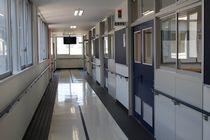 校舎廊下の写真